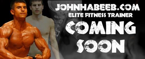 John Habeeb.com Coming Soon
